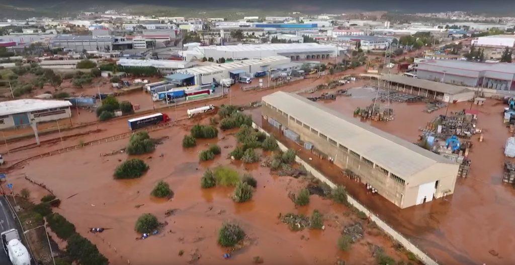 Πλημμύρες: Η Ελλάδα χάνει κάθε χρόνο καλλιεργήσιμη έκταση ίση με την Πάτμο!