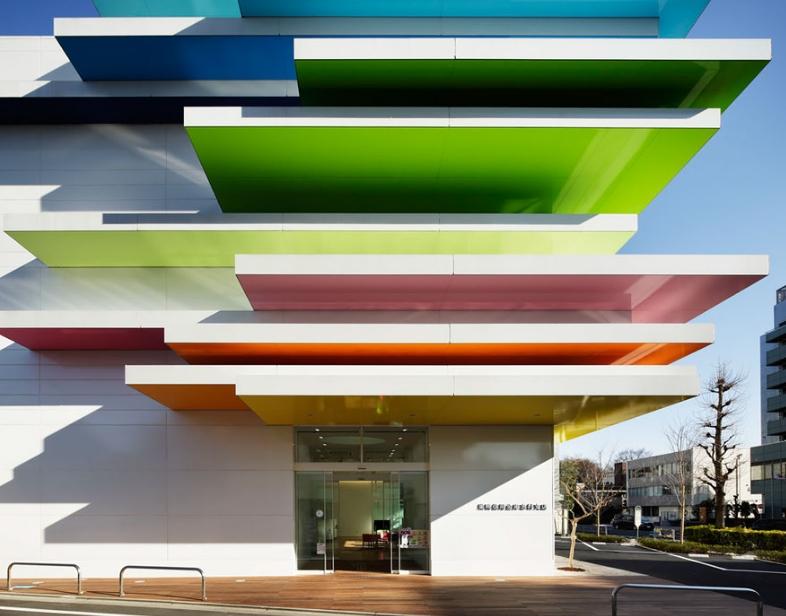 Η σύγχρονη ιαπωνική αρχιτεκτονική