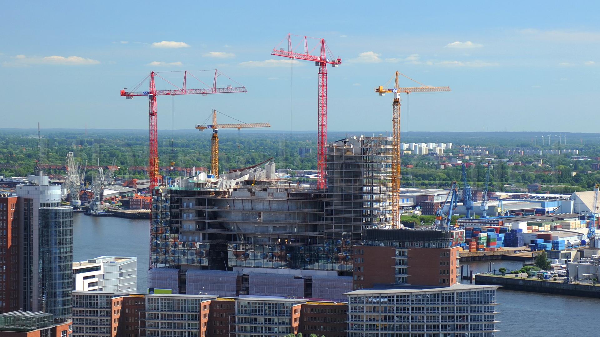 Γερμανία: Έσοδα ρεκόρ για τον κατασκευαστικό κλάδο