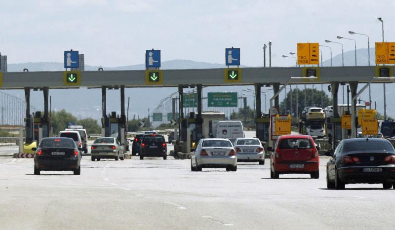 «Μέτωπο» κατά εργολάβων για διόδια και Αττική Οδό ανοίγει η κυβέρνηση