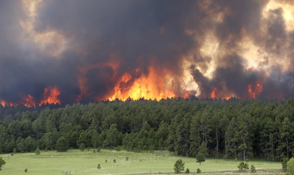 Η κλιματική αλλαγή θα αυξήσει τον κίνδυνο δασικών πυρκαγιών στη Μεσόγειο
