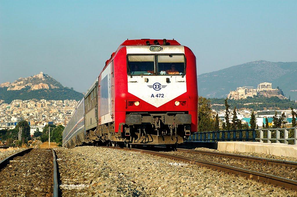 Συμφωνία Ελλάδας - Τουρκίας για σιδηροδρομικό άξονα Θεσ/νίκης - Κων/πολης