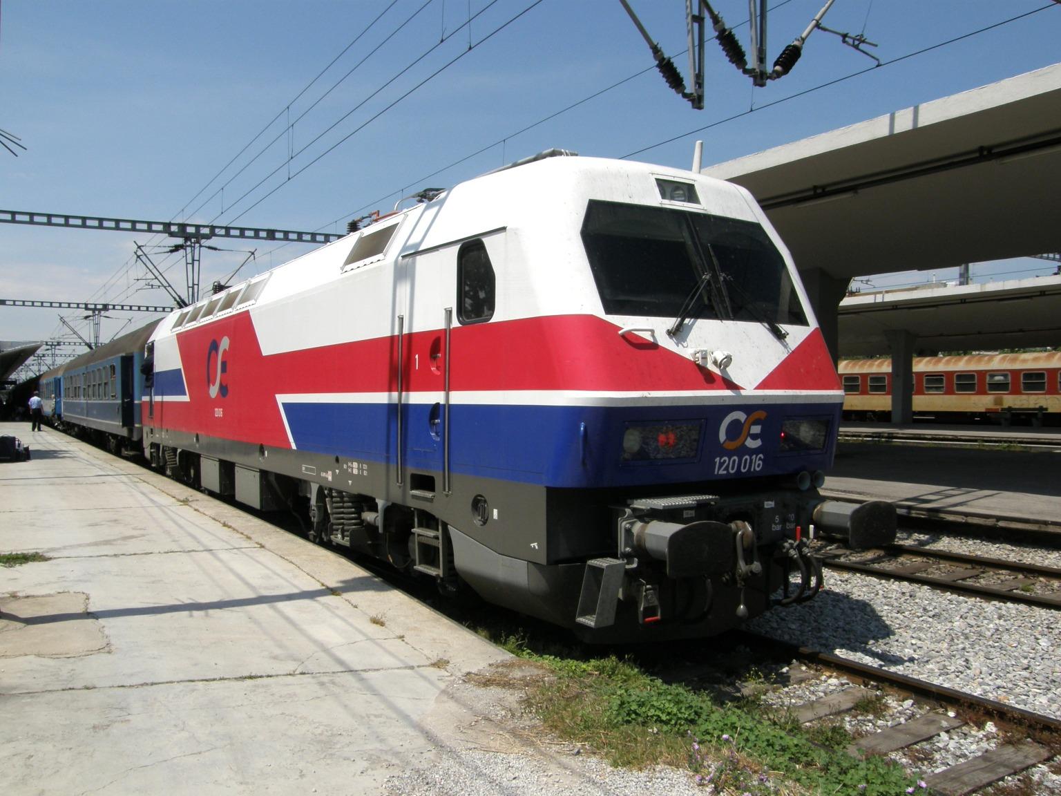 Πέντε ισχυροί μνηστήρες για το σιδηροδρομικό δίκτυο