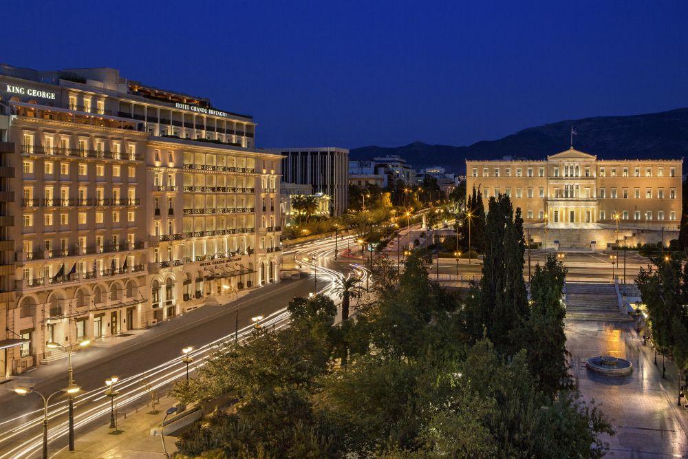 Έντονο ξενοδοχειακό ενδιαφέρον για το κέντρο της Αθήνας