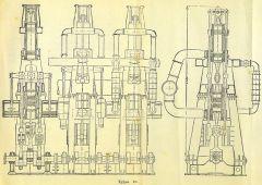 """diesel 012Σχέδιο από το """"Κεφάλαιον πέμπτον - Ισχύς του κινητήρος"""""""