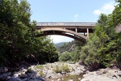 Τοξωτή Γέφυρα στον Μόρνο 1 (ορεινή Ναυπακτία)