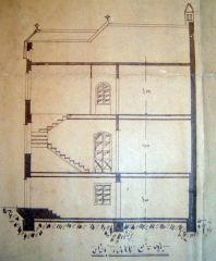 Villa Elisabeth 008 Τομή c-d