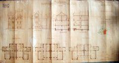 Villa Elisabeth 001 Γενική άποψις του σχεδίου (Η φωτ/πία έχει από κάτω πανί!)