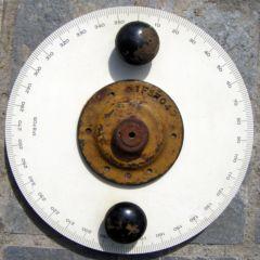 diskos 001 Διάμετρος περίπου 30,5cm, πάχος βακελίτη 6mmΑπό ποιο μηχάνημα είναι δεν γνωρίζω...