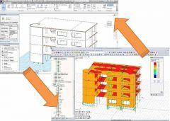 Bim Workflow RFEM REVIT