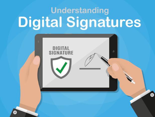 Ψηφιακή υπογραφή για ηλεκτρονική υποβολή τοπογραφικών διαγραμμάτων